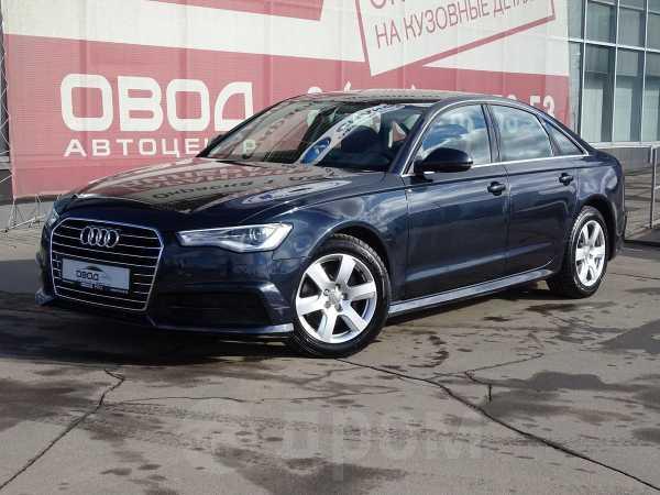 Audi A6, 2016 год, 1 415 000 руб.