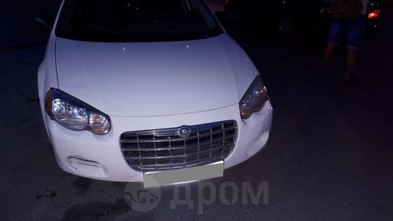 Chrysler Sebring, 2004 год, 190 000 руб.