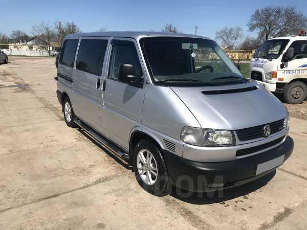 Volkswagen Multivan, 2002 год, 820 000 руб.