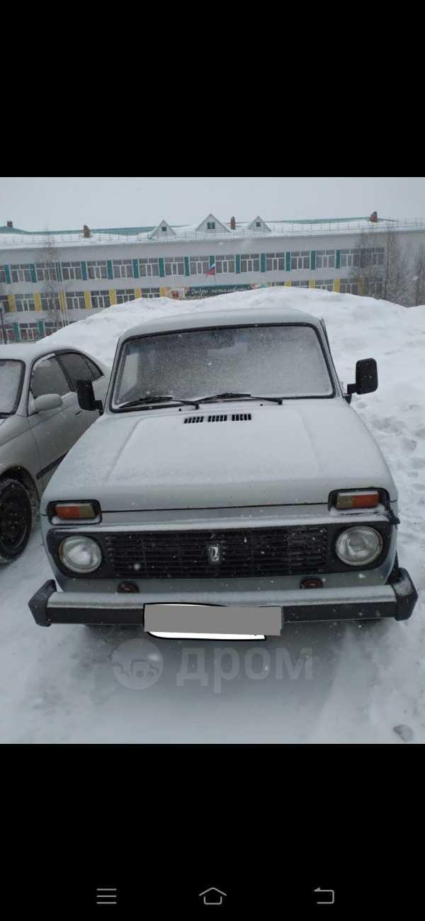 Лада 4x4 2131 Нива, 2004 год, 140 000 руб.