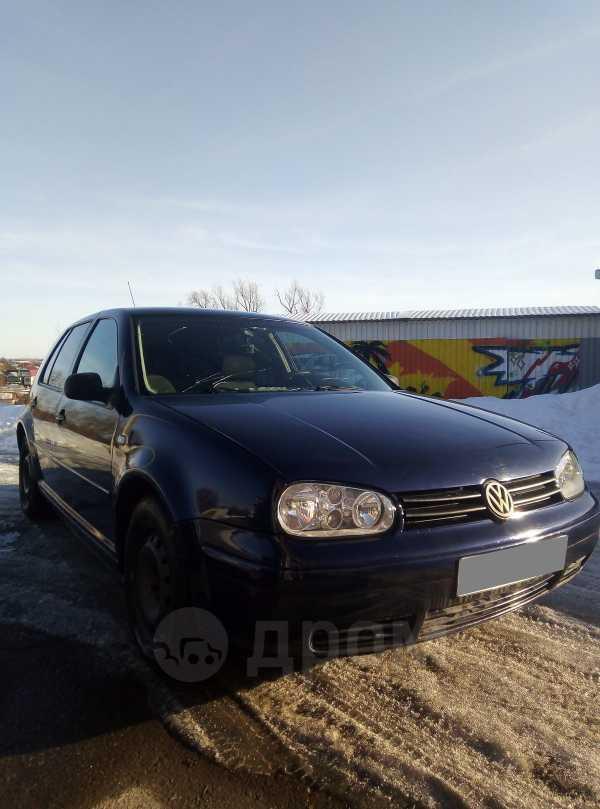 Volkswagen Golf, 2002 год, 185 000 руб.