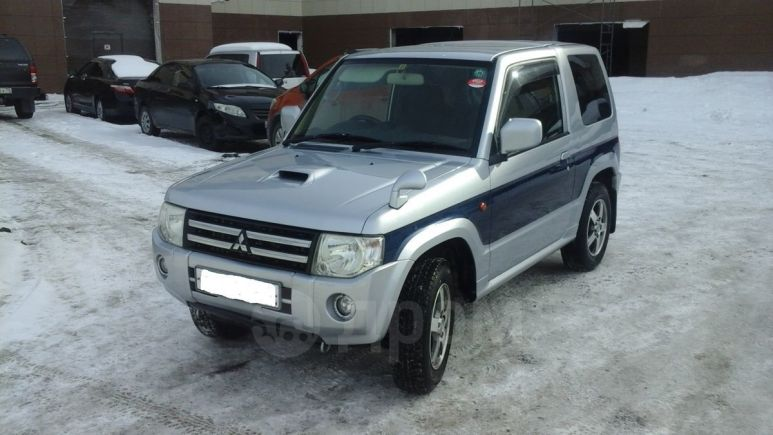 Mitsubishi Pajero Mini, 2011 год, 465 000 руб.