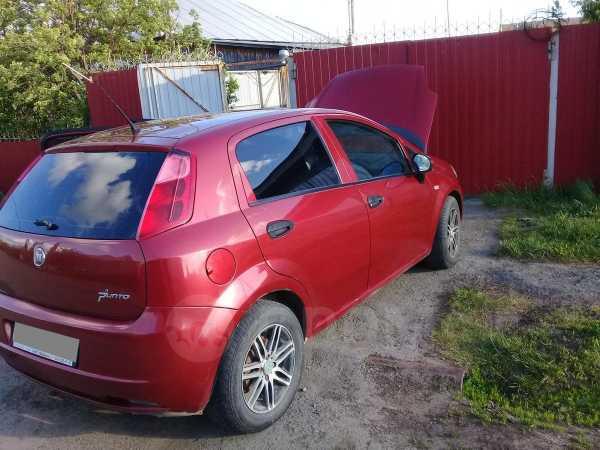 Fiat Punto, 2007 год, 155 000 руб.