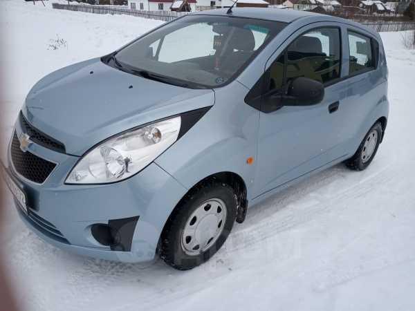 Chevrolet Spark, 2012 год, 345 000 руб.