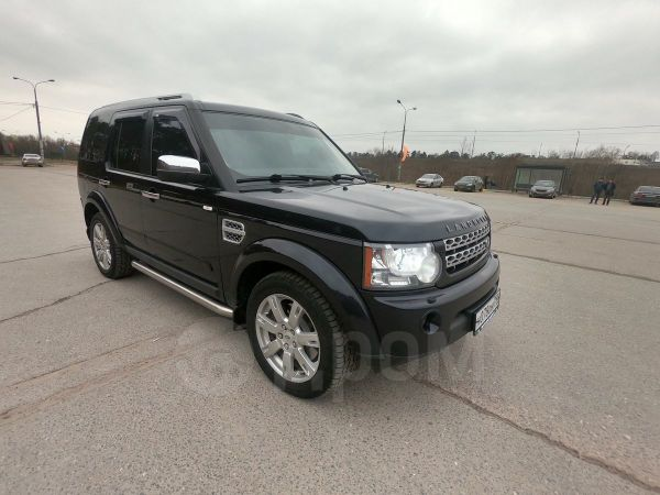Land Rover Discovery, 2009 год, 1 210 000 руб.