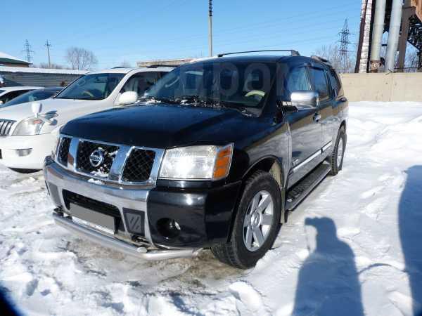 Nissan Armada, 2005 год, 550 000 руб.