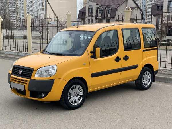 Fiat Doblo, 2014 год, 355 000 руб.