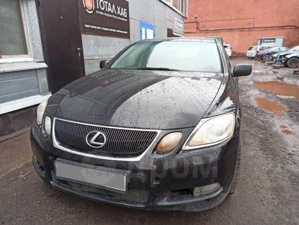 Lexus GS300, 2006 год, 325 000 руб.