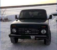 Якутск 4x4 2121 Нива 2001