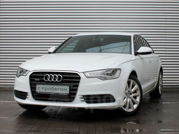 Audi A6, 2012 год, 929 000 руб.