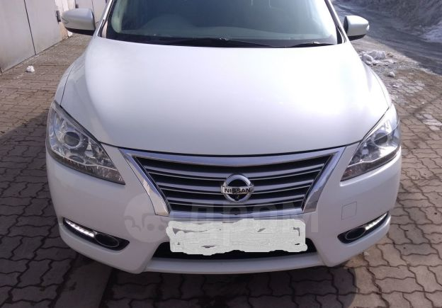 Nissan Sylphy, 2013 год, 650 000 руб.
