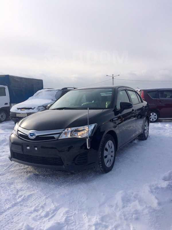 Toyota Corolla Axio, 2015 год, 727 000 руб.