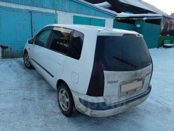 Mazda Premacy, 1999 год, 195 000 руб.