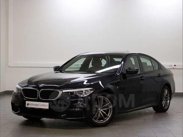 BMW 5-Series, 2019 год, 3 485 000 руб.
