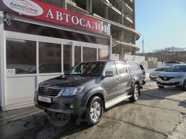 Toyota Hilux Surf, 2013 год, 1 150 000 руб.