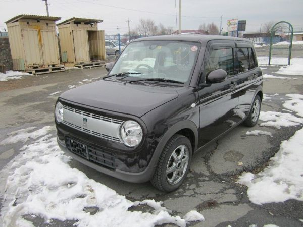 Suzuki Alto Lapin, 2016 год, 315 000 руб.