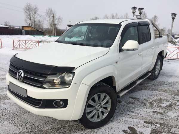 Volkswagen Amarok, 2012 год, 1 125 000 руб.