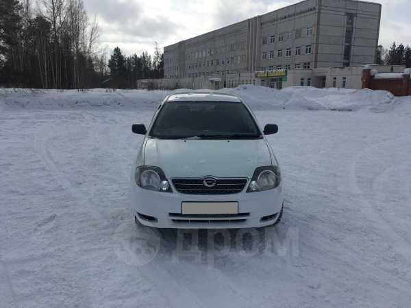 Toyota Corolla Fielder, 2001 год, 235 000 руб.