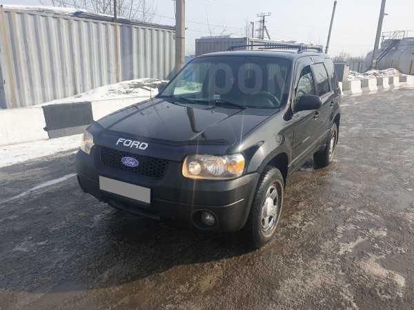 Ford Escape, 2005 год, 420 000 руб.