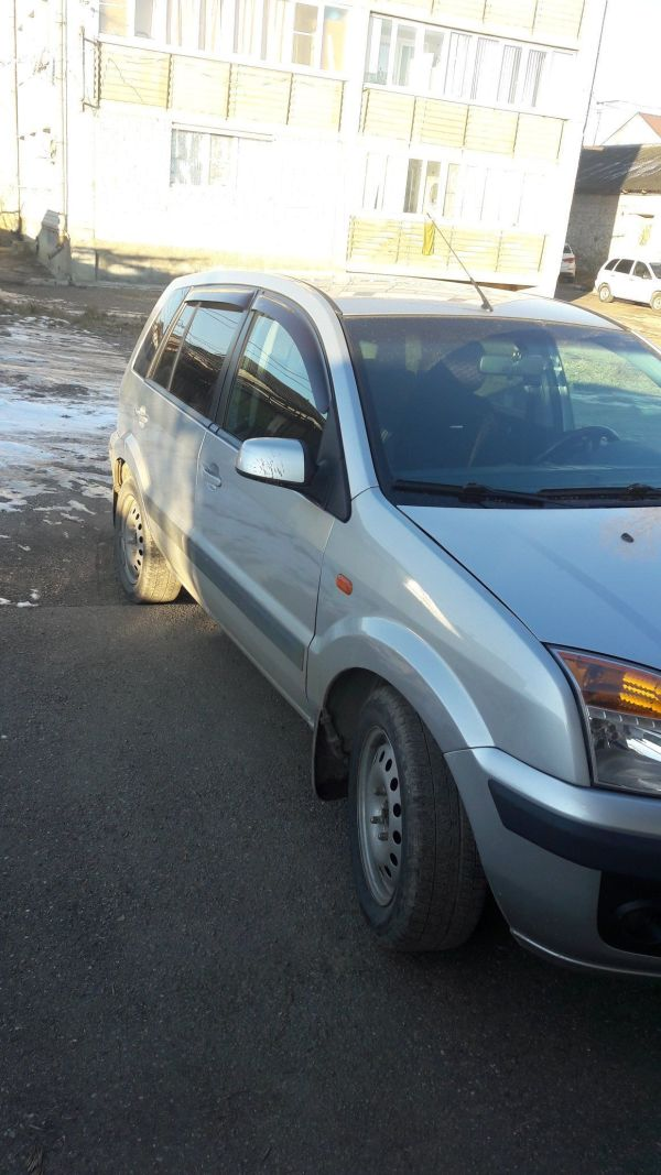 Ford Fusion, 2008 год, 260 000 руб.