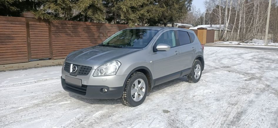 Nissan Qashqai, 2007 год, 538 000 руб.