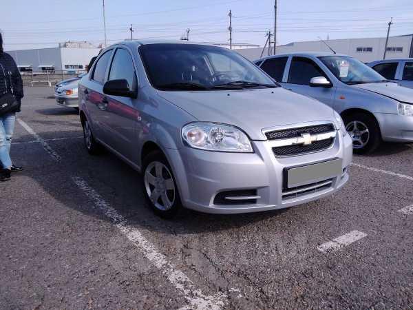 Chevrolet Aveo, 2009 год, 345 000 руб.