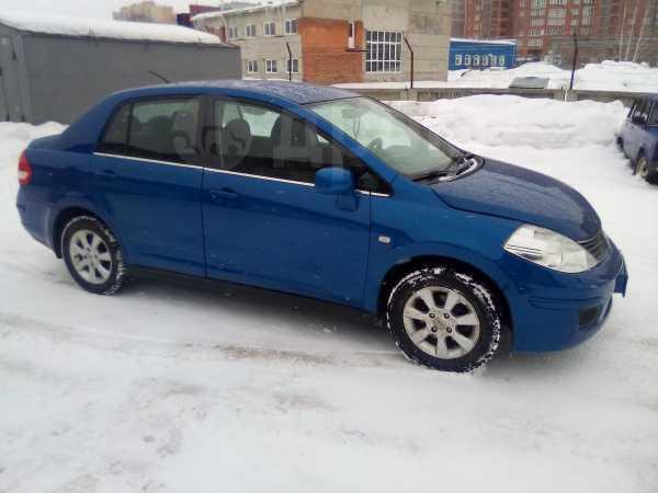 Nissan Tiida, 2008 год, 353 000 руб.