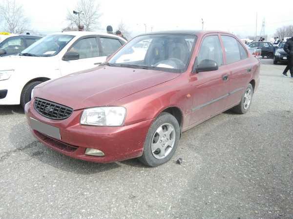 Hyundai Accent, 2006 год, 250 000 руб.