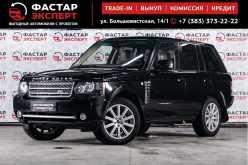 Новосибирск Range Rover 2012