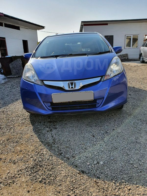 Honda Fit, 2013 год, 500 000 руб.
