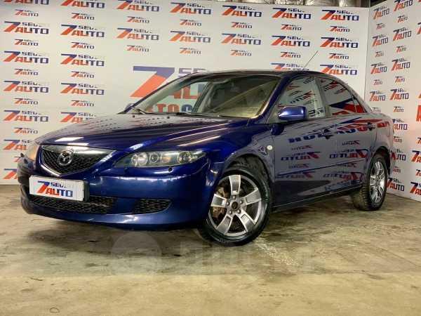 Mazda Mazda6, 2006 год, 240 000 руб.