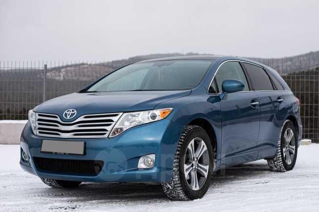 Toyota Venza, 2010 год, 1 280 000 руб.