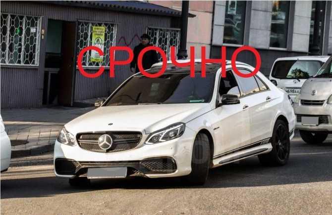 Mercedes-Benz E-Class, 2014 год, 2 000 000 руб.