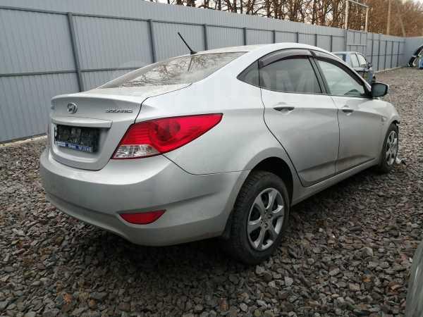 Hyundai Solaris, 2013 год, 200 000 руб.