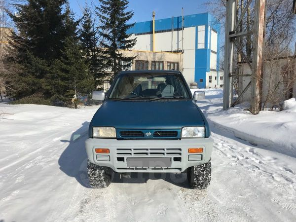 Nissan Mistral, 1995 год, 280 000 руб.