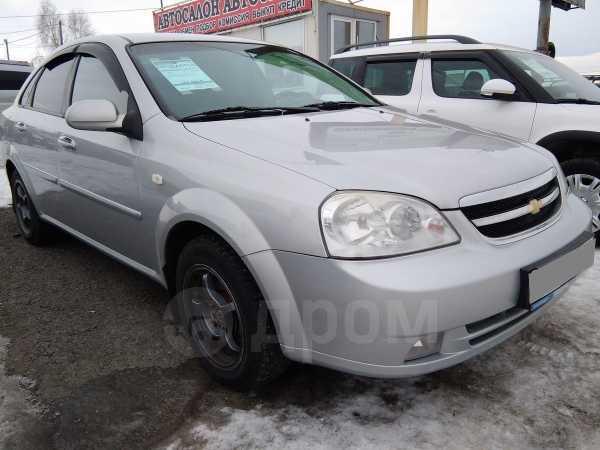 Chevrolet Lacetti, 2007 год, 269 000 руб.