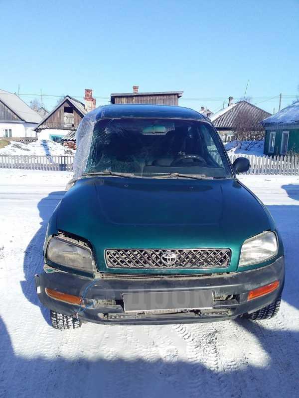 Toyota RAV4, 1996 год, 175 000 руб.