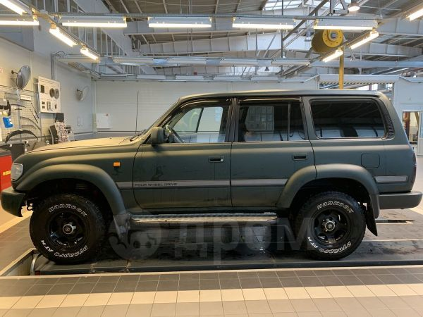 Toyota Land Cruiser, 1997 год, 860 000 руб.
