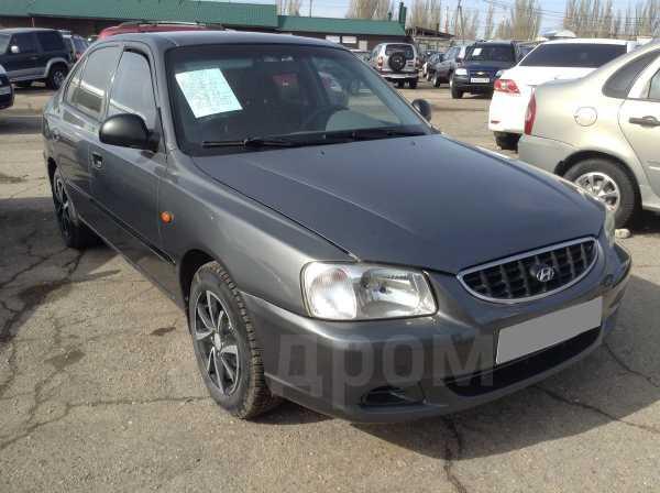 Hyundai Accent, 2005 год, 209 000 руб.