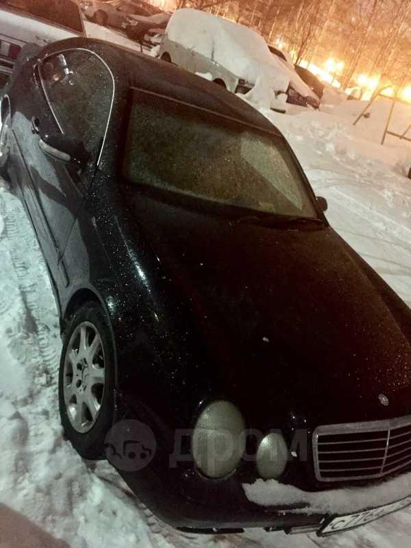 Mercedes-Benz CLK-Class, 1986 год, 180 000 руб.