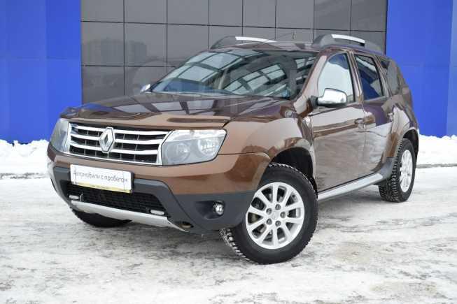 Renault Duster, 2011 год, 549 000 руб.