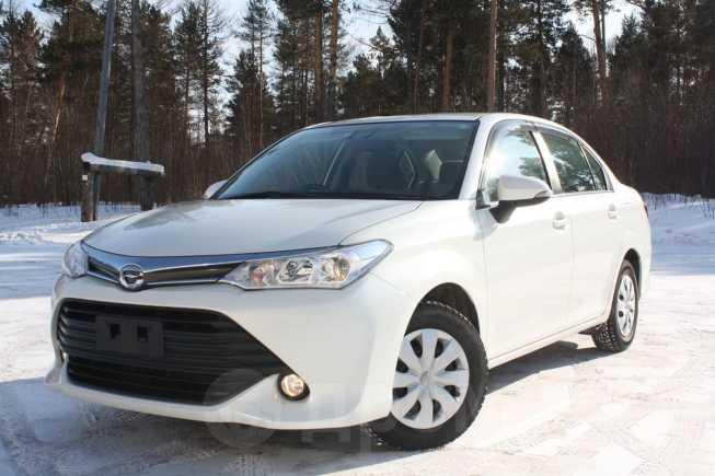 Toyota Corolla Axio, 2016 год, 650 000 руб.