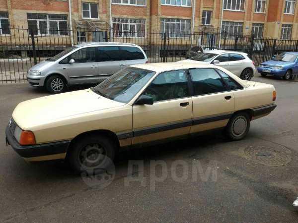 Audi 100, 1990 год, 110 000 руб.