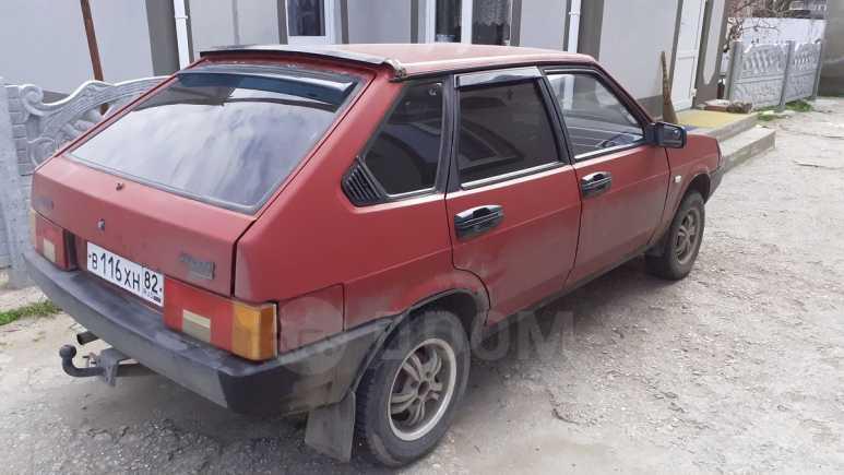 Лада 2109, 1990 год, 48 000 руб.