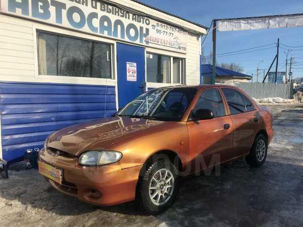 Hyundai Accent, 1998 год, 99 000 руб.