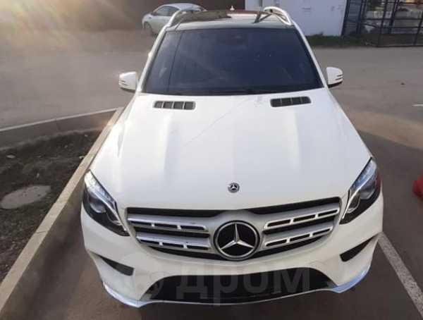 Mercedes-Benz GLS-Class, 2018 год, 4 550 000 руб.