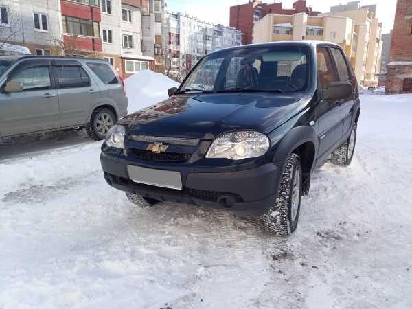 Chevrolet Niva, 2011 год, 279 000 руб.