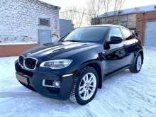 Красноярск BMW X6 2014