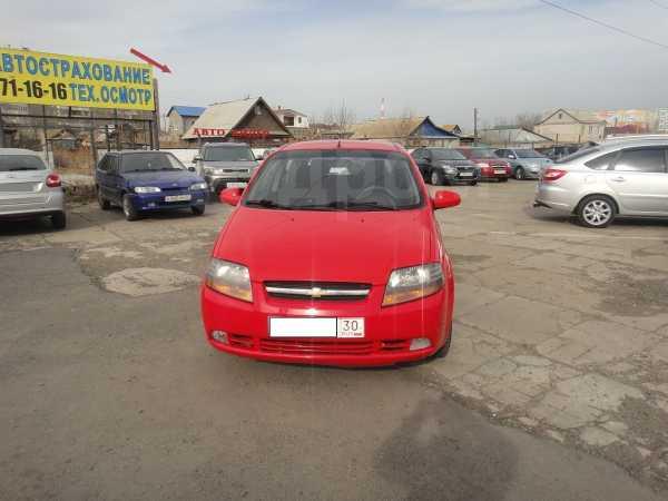 Chevrolet Aveo, 2006 год, 194 900 руб.