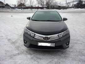 Кызыл Corolla 2014
